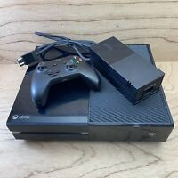 Microsoft Xbox One 500 GB Video Game Console 1540 Cables & Controller Gamepad