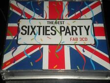 The Best Sixties Party - 3CDs Album - 2004 - Various Artists