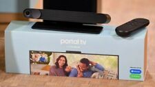 Facebook Portal TV Video Calling on Your TV with Alexa - Black