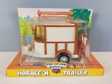 The Chevron Cars Horace 'N Trailer NIB