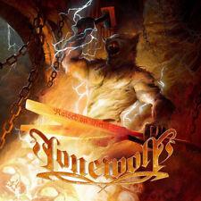 Lonewolf : Raised On Metal CD (2017) ***NEW***