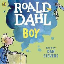 Boy: Tales of Childhood by Roald Dahl (CD-Audio, 2016)