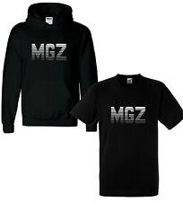New Kids Morgz Youtuber T-Shirt Hoodie Gaming Gamer Team Morgz MGZ Tee Hoody Top
