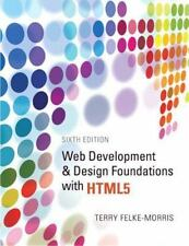Web Development and Design Foundations with HTML5 (6th Edition)