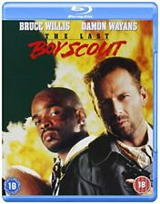The Last Boy Scout [Blu-ray] [1991] [Region Free] [DVD][Region 2]