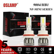 OSLAMP 9004 HB1 1500W 225000LM COB LED Headlight Kit Hi-Lo Beam Bulbs HID Xenon