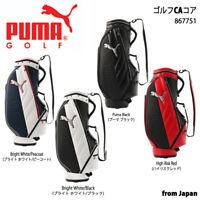 "2019 PUMA GOLF CB CORE CADDY BAG 9"" 6.83 lb 867751 from JAPAN 19ss"