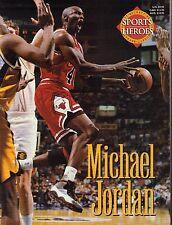 Beckett Sport Heroes Magazine 1995 Michael Jordan 080817nonjhe