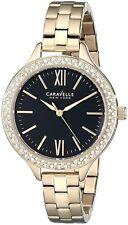 Caravelle New York 44L126 Carla GP Bracelet Crystal Set Bezel 3 Yr Guar RRP £85