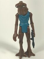 Star Wars Vintage Figure Hammerhead Complete GMFGI 78 Hong Kong Cantina EX
