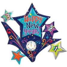 Happy New Year Connext 37-inch Foil Balloon