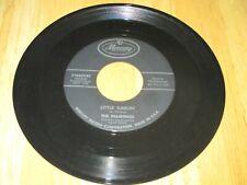 THE DIAMONDS - LITTLE DARLIN'  B/W - FAITHFUL AND TRUE  VG+   1957