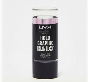 NYX Holographic Halo Shimmer Stick - Full Size - Shade: REFLECTOR HSS01