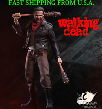 The Walking Dead 1/6 Scale Negan Action Figure Set with Lucille ❶USA IN STOCK❶