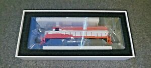 Athearn Genesis HO Scale Frisco GP15-1 DC/ DCC Ready 103