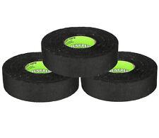 "3 Renfrew Hockey Stick Tape - Black -  1""x27 yds"