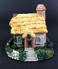 The Cornwall Cottage Collection Miller's Cottage 1991 #Bh01 Porcelain