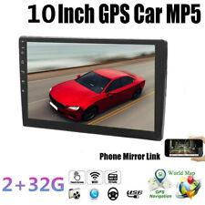"""10.1"""" 2+32 GB ROM GPS Estéreo Radio Reproductor Multimedia Android + Teléfono Espejo enlace"""