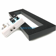 "Guitar Effect Pedalboard DIY Make By Aluminium Alloy 15.7""x5.1"" MINI Pedal Board"