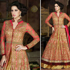 Latest Indian salwar kameez bollywood designer punjabi suit gown wedding dress