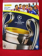 Panini Champions League 2014/2015 Album Leeralbum CL 14/15