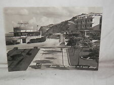 Vecchia cartolina foto d epoca di Ancona zona del Passetto con il nuovo Albergo
