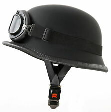 Helm + Brille Dnepr K750 Ural Molotov M72 +Grösse L+