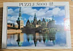 5000 Piece Puzzle  EDUCA  Castle of Frederiksborg Denmark  157 x 107 cm Jigsaw