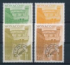 628771) Monaco Nr.1275-8** Vorausentwertungen Uhrturm