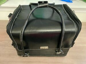 O.P.I. Nail Polish Travel Case. 42 Spaces in Top plus Large Bottom. (Used)