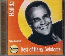 Belafonte Harry Matilda Best Of Zounds Gold CD