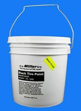 One Gallon Black Tire Paint for Antique Farm Tractor Tires 1 gal E844R