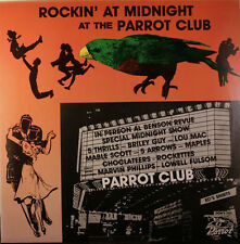 Rockin' at The Parrot Club - Doo Wop - R&B - Marvin Phillips - New Sealed  LP