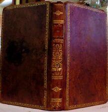 Charles Perrault - Fables traduites du latin de Faërne - Balland, 1827 - Rare.