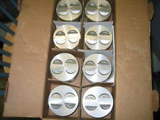 Chev 350 Pistons And Rings Flat Top See Description