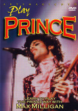 Artsmagic PLAY Funk Pop Guitar Style PRINCE With Max Milligan Video DVD Lesson