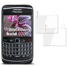 2x Display Schutz für BlackBerry Bold 9700 Schutzfolie Clear Klar Display Folie