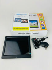 9 Inch Digital Picture Frame 1080P HD IPS Electronic Photo Frames Full Angle