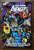 Marvel NEW AVENGERS Search for the Sorcerer Supreme TPB