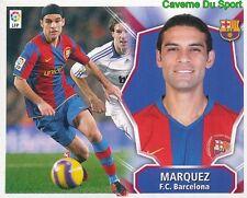 RAFAEL MARQUEZ MEXICO FC.BARCELONA STICKER LIGA ESTE 2009 PANINI
