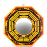 Chinese Feng Shui Yin Yang Bagua Convex Mirror Protection Against Harmful WE