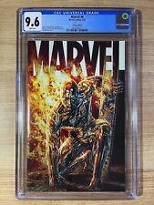 Marvel #6 (2021 Marvel Comics) Lee Bermejo Silver Surfer Variant CGC 9.6