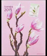 Zweden / Sweden - Postfris/MNH - Yearpack 2015