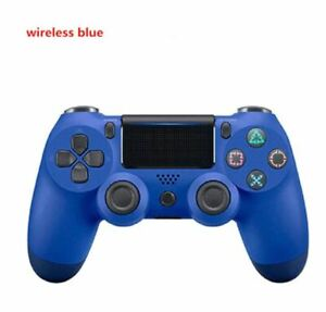 Wireless Bluetooth Duals hock controller for Sony PlayStation Console PS4 / PS3