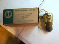 Research Products Humidifier Part Solenoid Valve Part No. 10224 New In Box