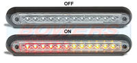 LED AUTOLAMPS 12V SLIM COMPACT SURFACE MOUNT REAR STOP TAIL INDICATOR LIGHT