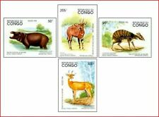 CON9403 Animals 4 stamps