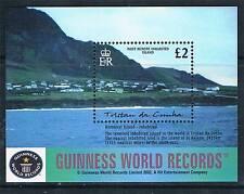 Tristan da Cunha 2003 World Records M.S.SG769 MNH