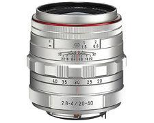 HD Pentax DA 20-40 mm / 2,8-4,0 ED Limited DC WR silber Neuware