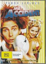 MR. ACCIDENT - YAHOO SERIOUS - NEW & SEALED REGION 4 DVD FREE LOCAL POST